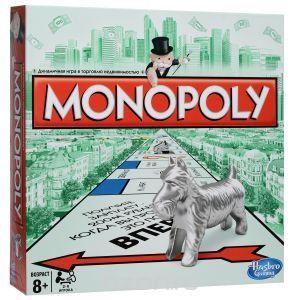 Настольная игра Монополия. Классическая | Новые поступления | Купить в Риге…