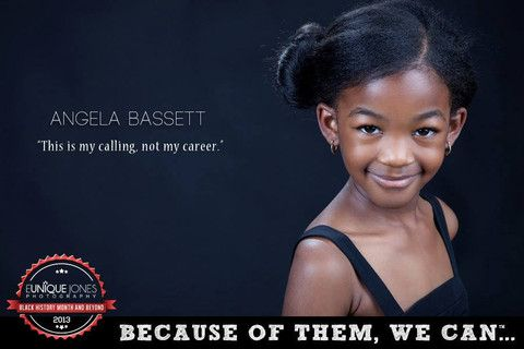 Angela Bassett – BECAUSE OF THEM, WE CAN