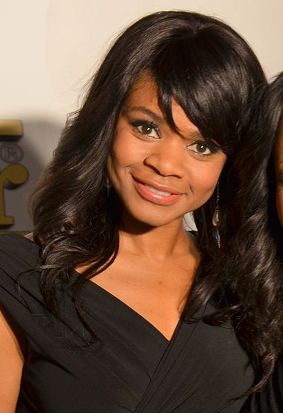 "kimberly elise | Kimberly Elise Can ""Hit The Floor"" Dancing On Veggie Burgers Alone"