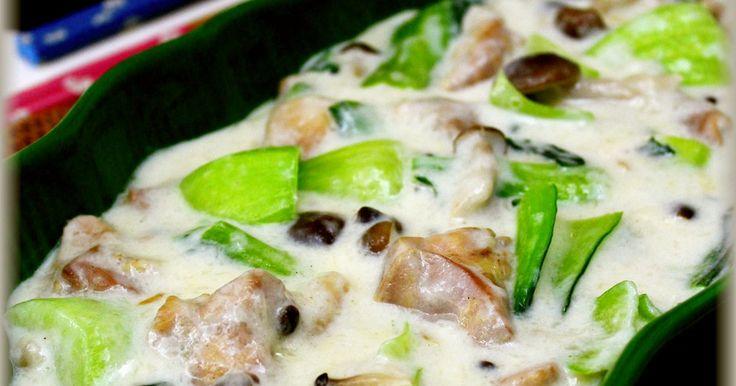 鶏肉とチンゲン菜のクリーム煮 by EnjoyKitchen 【クックパッド】 簡単おいしいみんなのレシピが274万品