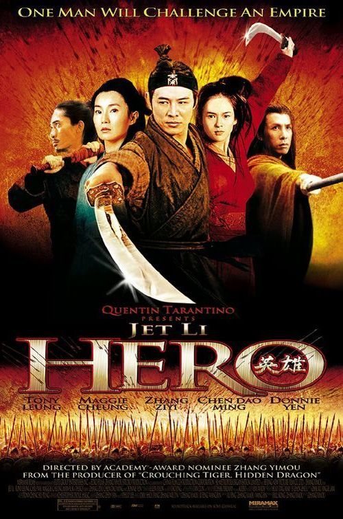 Ying Xiong / Hero / Hrdina (2002)