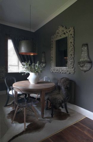 Round victorian dining table – Sassy Hardwick Furniture and Lighting