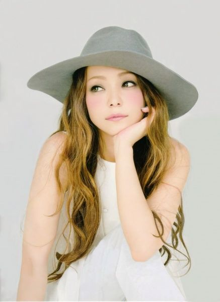 Namie Amuro /Magazines/2015/Gina (July)