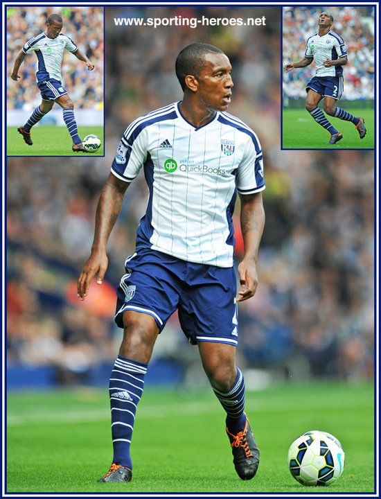 Andre WISDOM - West Bromwich Albion FC