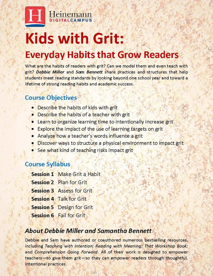 15 best How To Teach Grit and Resilience images on Pinterest ...