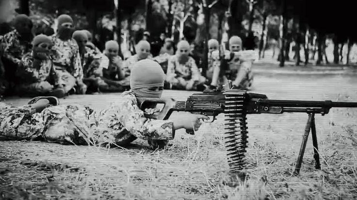 Gehirnwäsche in Trainingslagern: IS missbraucht Kinder als tödliche Waffe