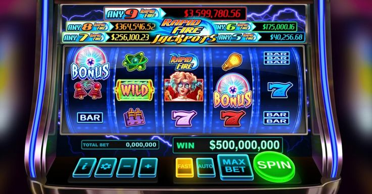 Free Slots Games Tips&Insights  - Electrified, the amazing 3 D slots at House of Fun