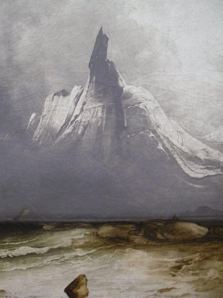 Peder Balke (1200×1600) - my all-time favorite Norwegian artist.