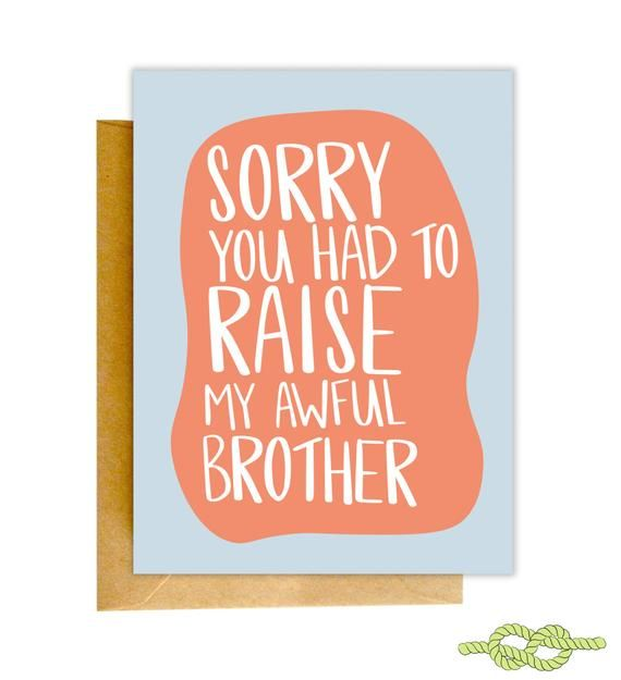 31 Hilarious And Slight Inappropriate Mother S Day Cards Todaywedate Com Mother Saying Mother Daught Mom Birthday Quotes Funny Mothers Day Dad Birthday Card