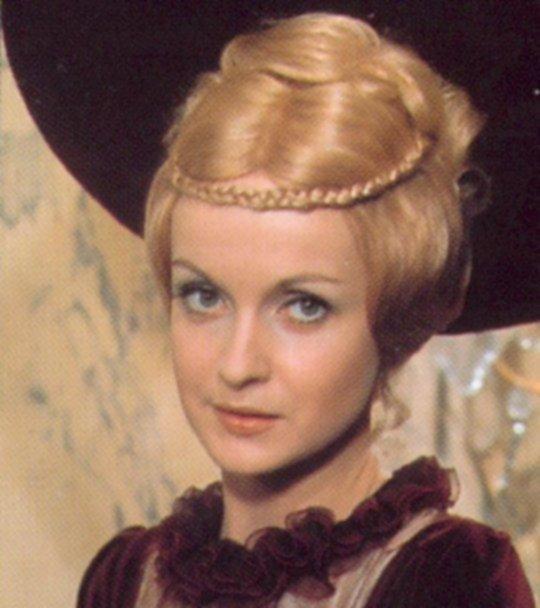 """Danièle Lebrun - """"Les nouvelles aventures de Vidocq"""" (1971-1973) - 2 saisons - 13 Episodes"""