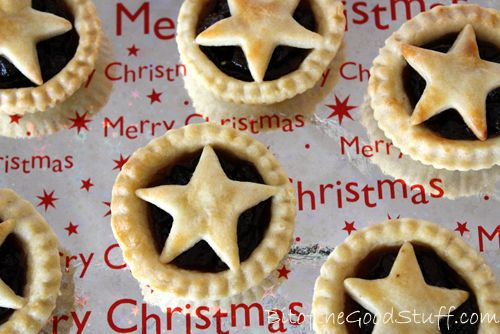 Vegan mince pies from @goodstuffsharon for #SumaBloggersNetwork