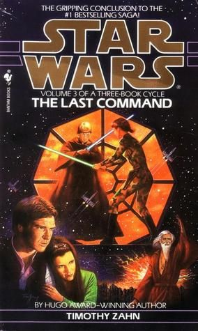 """The Conclusion to Timothy Zahn's Brilliant follow up to Star Wars' Original Trilogy. Commonly known as """"The  Thrawn Trilogy"""""""