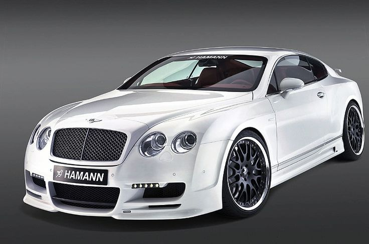 Bentley Continental Gt 2 by Hamann