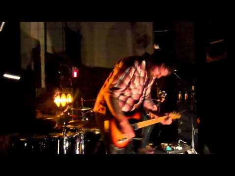 young widows - the muted man & took a turn (live)