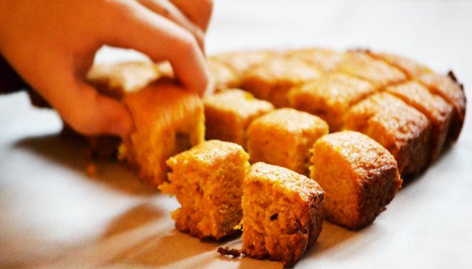 Sütőtökös-gyömbéres sütemény tojás és vaj nélkül « moksha.hu