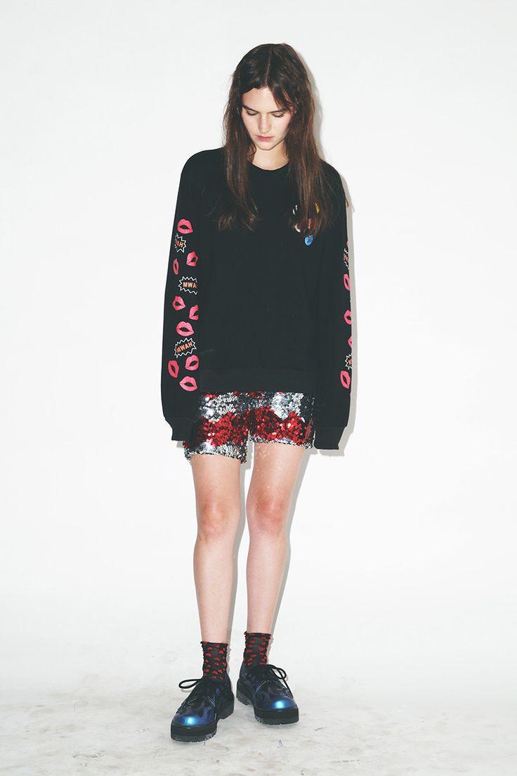 Emma Mulholland - Rebel Girl Sweater