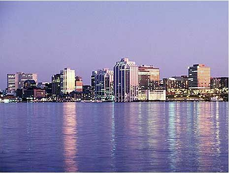 Halifax Waterfront - Night