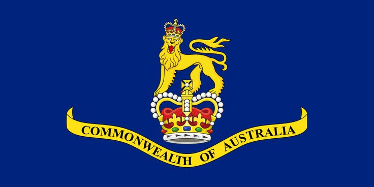 Flag of the Governor-General of Australia.svg