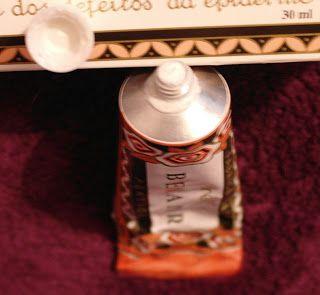 Luxurious Skin: Creme Benamôr (Fábrica Nally Portugal) review