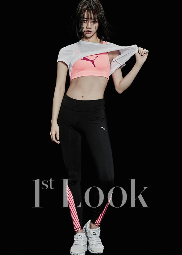 Hyeri (Girl's Day) - 1st Look Magazine vol. 105