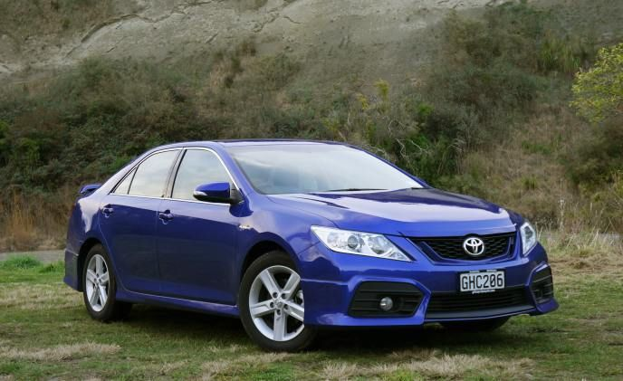 The #Toyota #Aurion #Sportivo SX6 2012 makes the Camry feel decidedly lethargic. Find out why in this review: http://www.carandsuv.co.nz/articles/toyota-aurion-sportivo-sx6-2012-road-test