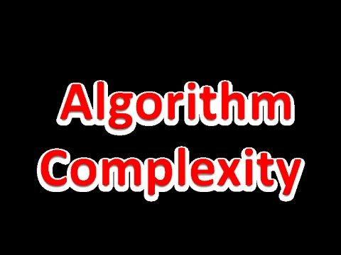 Best, Average and Worst Case Running Time Complexity Of Algorithm