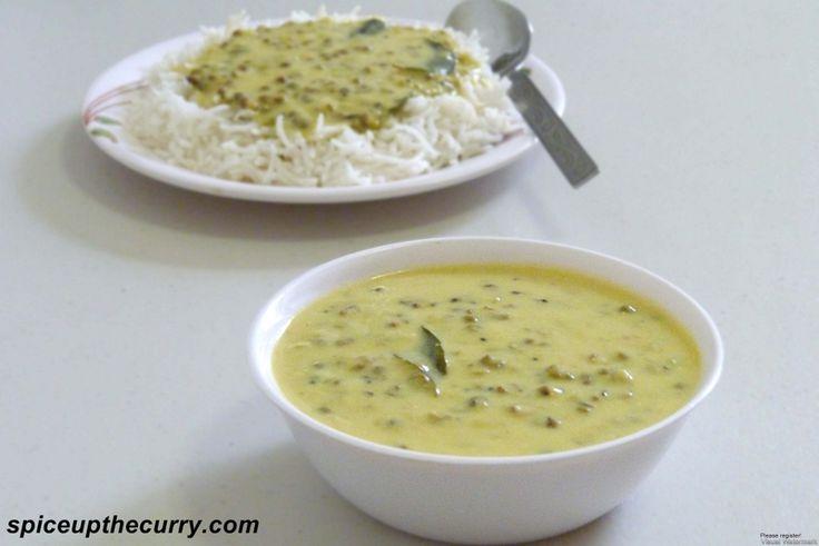 Khatta Moong (Whole Green Moong Dal)