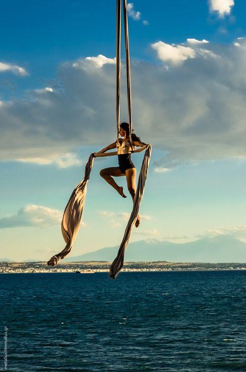 Fly Awayseries Aerial Dance,Thessaloniki, Greece 2013