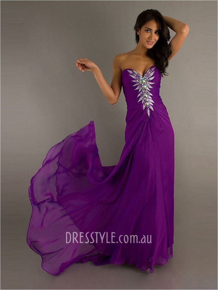 Cheap purple dresses australia