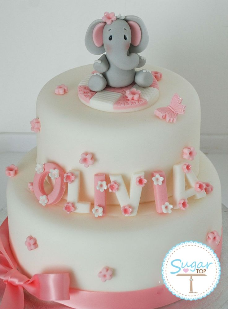 17 best images about christening ideas on pinterest for Baby cake decoration ideas