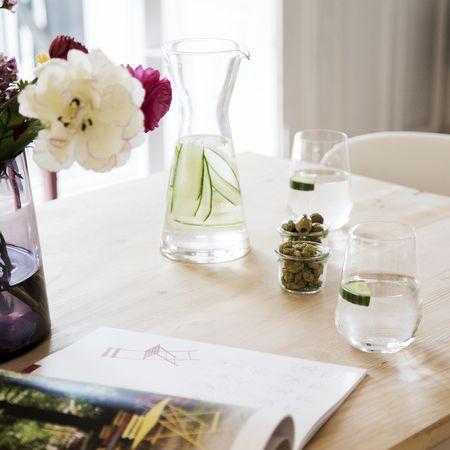 beautiful glassware by #glasihergiswil #swissdesign #handmade #glassware #mooris.ch