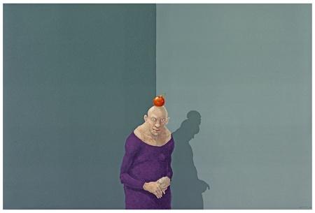 Michael Kvium - Fruits