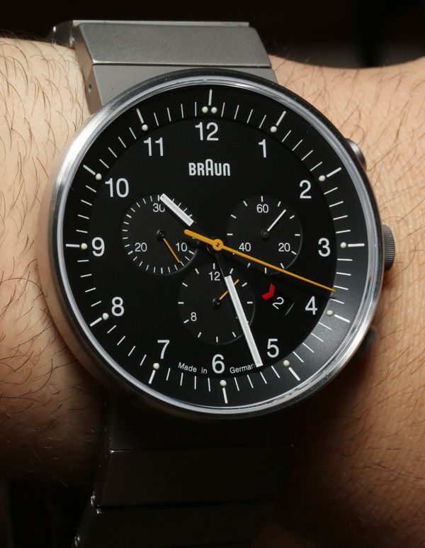 Braun BN0095 - £424 #watch