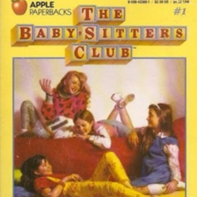 What girl born in the 80s didn't love these books??