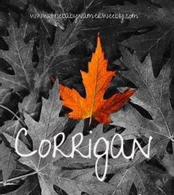 Corrigan...more great boy names on www.thebabynamer.weebly.com