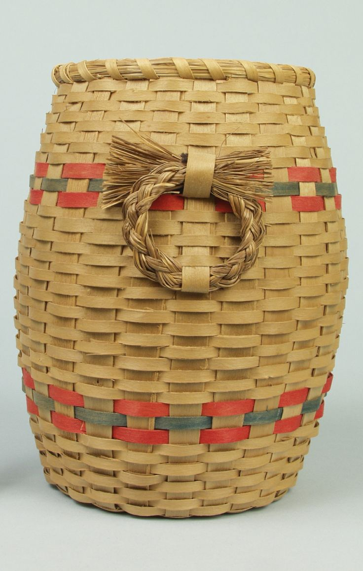 Native American Basket Weaving Kits : Best native american baskets images on