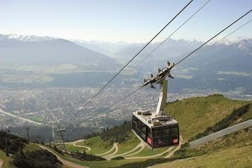 Innsbrucker Nordkettenbahnen Cable Car Round-Trip from Innsbruck