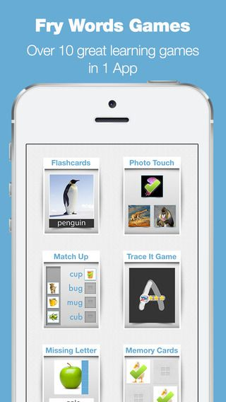 Fry Words PRO - Read It, Build It, Trace It, Write It by Innovative Investments Limited