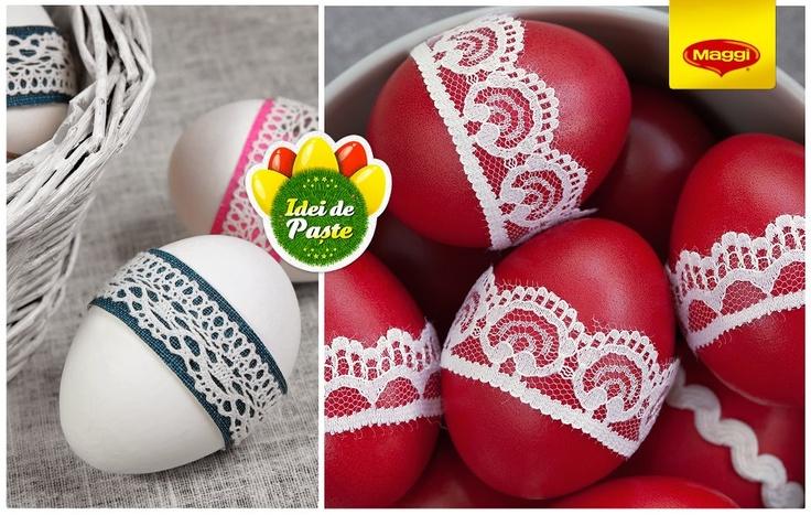 Reinvent Easter // Un altfel de Paste -> www.facebook.com/maggiromania