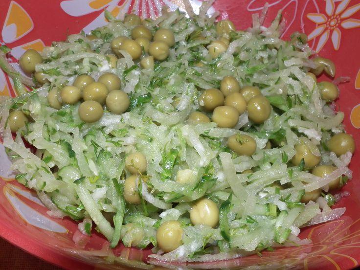 Капуста кольраби рецепты салатов с фото простые