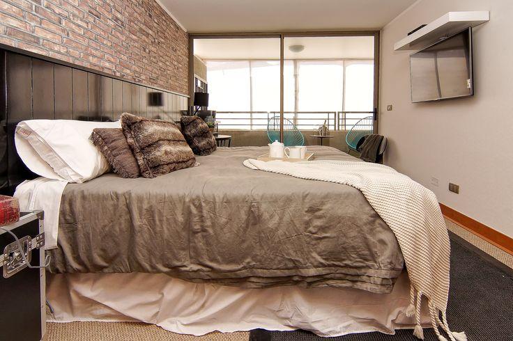 Dormitorio principal piloto 93 m2  http://bit.ly/1CV3rOP