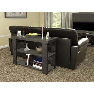 Shop for Altra Black Ebony Ash Hollow Core Sofa Table. Get free shipping at Overstock.com - Your Online Furniture Outlet Store! Get 5% in rewards with Club O!
