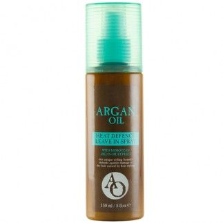 Argan Oil Heat Defence Leave In Spray 150ml / Dis-Chem - Pharmacists who care