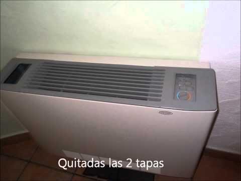 Conociendo un fan-coil o ventiloconvector. - YouTube