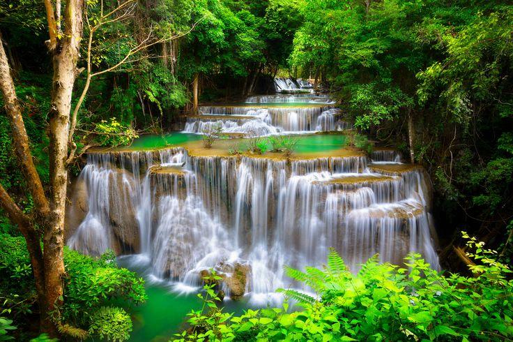 Huay Mae Kamin Waterfall | by Patrick Foto ;)