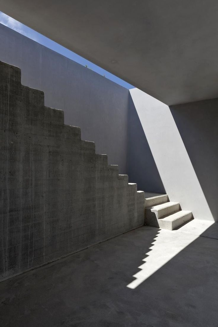15 Must See Concrete Stairs Pins Modern Stairs Design