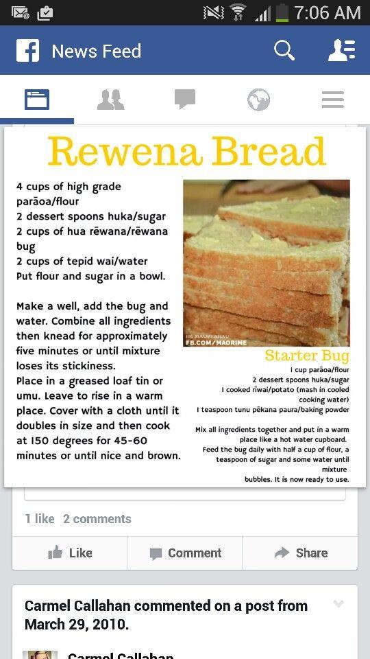 Rewana bread