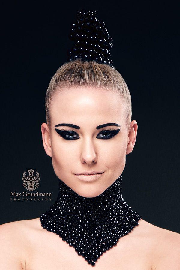 NOIR Black Beauty :: Black Pearls Love Beauty by Max Grundmann