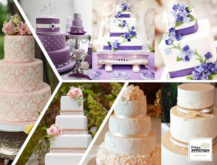 Γαμήλιες τούρτες ...σκέτα αριστουργήματα!! #ΚτήμαΧρηστίδη #KtimaXristidi #γάμος #τούρτα #γαμήλιατούρτα #weddingcake #weddingcakes #έργοτέχνης #γλυκά #delicious