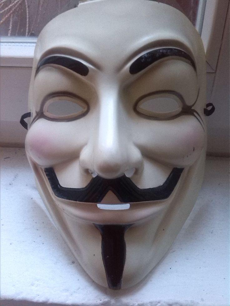 V per Vendetta...!